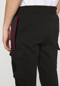 Glorious Gangsta - ARLON JOGGERS - Pantaloni sportivi - black - 3