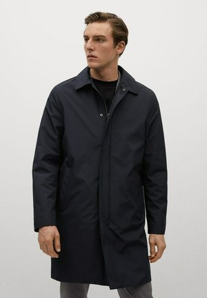 ORION - Short coat - dunkles marineblau