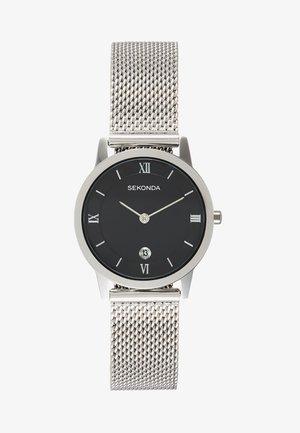 LADIES WATCH ROUND CASE - Watch - silver-coloured