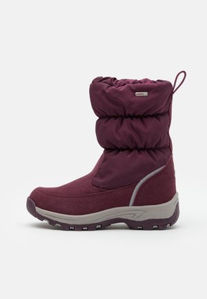 REIMATEC VIMPELI UNISEX - Winter boots - deep purple