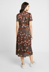 Vero Moda - VMISABEL DRESS - Maxi dress - tortoise shell/isabel - 3