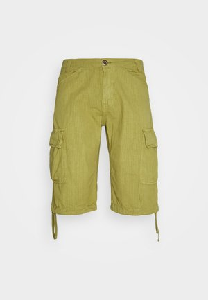 RIPSTOP - Shorts - khaki green