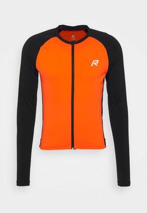 RUOTULA - Pitkähihainen paita - orange