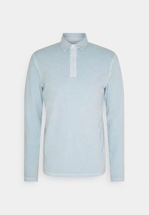 LONG SLEEVE - Polo - winter sky