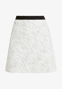 Esprit Collection - SKIRT - Áčková sukně - off white - 3