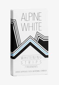 Alpine White - WHITENING STRIPS - Dental care - - - 0