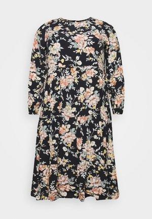 PCMAGGI MIDI DRESS  - Day dress - black