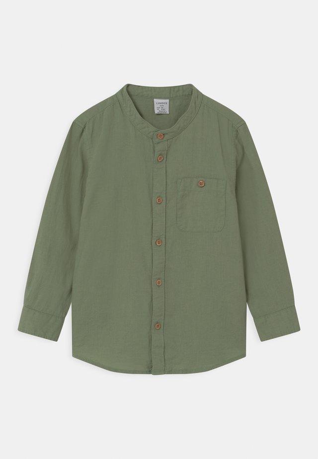 Shirt - dusty green