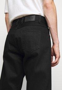 Han Kjøbenhavn - Relaxed fit jeans - black - 7