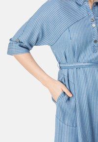 HELMIDGE - Denim dress - blau - 3
