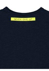Key Largo - BT FASTER  - Print T-shirt - navy - 2