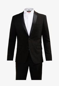 Lindbergh - TUX SLIM FIT - Traje - black - 8