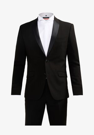 TUX SLIM FIT - Suit - black