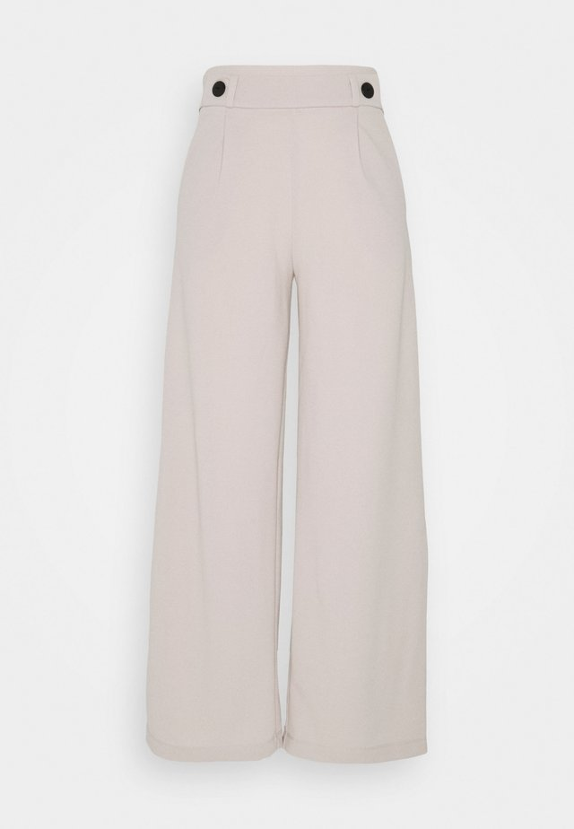 JDYGEGGO NEW LONG PANT - Broek - beige