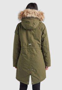 khujo - KENITA4 - Winter coat - oliv - 2
