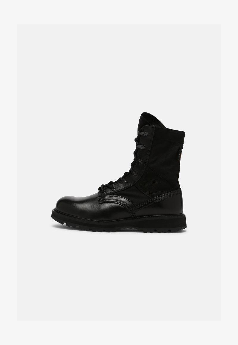 Belstaff - STORM - Lace-up ankle boots - black