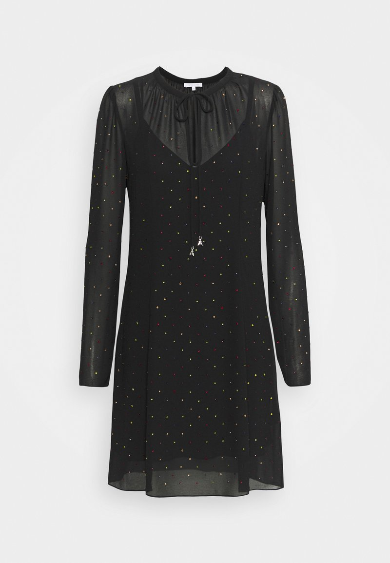 Patrizia Pepe - ABITO DRESS - Cocktail dress / Party dress - nero