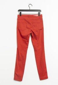 Sisley - Slim fit jeans - red - 1