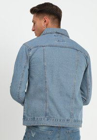 Brave Soul - MJK-LARSON  - Giacca di jeans - blue denim - 3