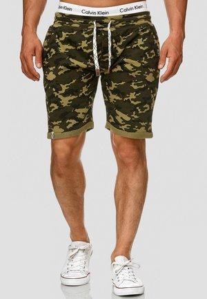 ALDRICH - Shorts - dark green