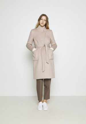 JASMINA PERLE COAT - Manteau classique - roasted grey khaki