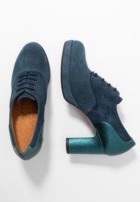 Chie Mihara - JOOP - Ankle boots - galaxy denim/indigo/picasso mare - 3