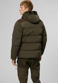 C.P. Company - Winter coat - dusty olive - 2