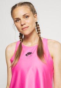 Nike Performance - AIR TANK - Camiseta de deporte - pinksicle/black - 3