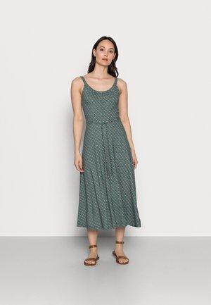 ALLISON MIDI DRESS TOULON - Day dress - ponderosa green