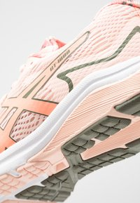 ASICS - GT-1000 8 - Neutral running shoes - breeze/sun coral - 2