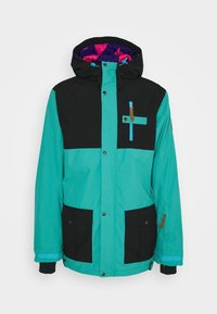 OOSC - YEH MAN JACKET  - Ski jacket - green/black - 7