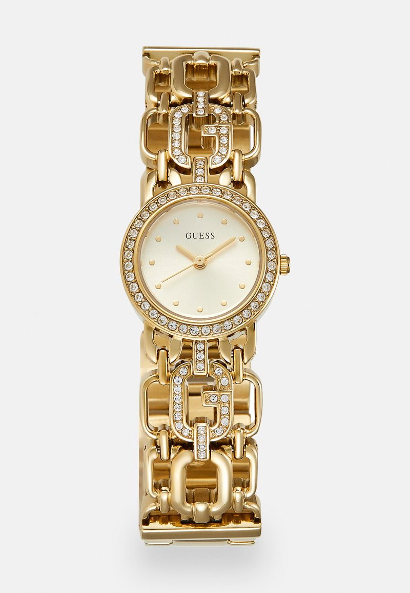 Guess - Hodinky - gold-coloured