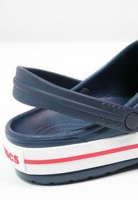 Crocs - CROCBAND UNISEX - Zuecos - blau - 5
