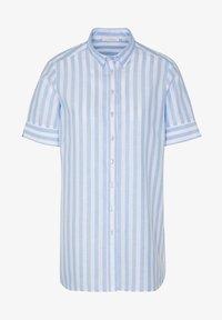 Eterna - Button-down blouse - hellblau weiß - 3