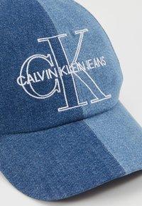 Calvin Klein Jeans - SPLIT  - Cap - blue - 2