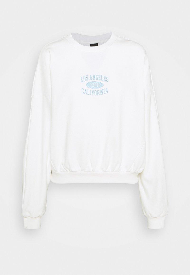 Gina Tricot - EVE  - Sweatshirts - offwhite