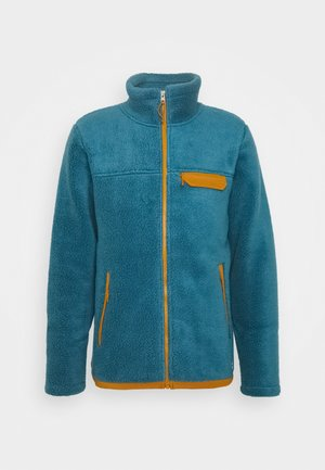 CRAGMONT JACKET - Fleecová bunda - blue