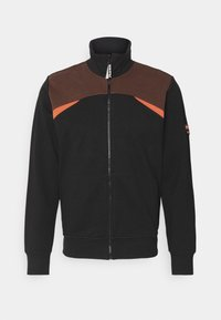 Fila - ANDRE - Training jacket - black beauty/potting soil - 0