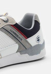 Lumberjack - AUSTIN - Sneakers basse - offwhite - 5