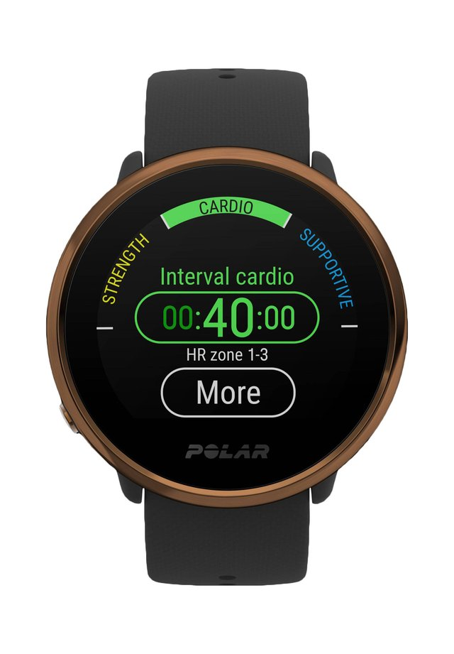 "POLAR FITNESSUHR ""IGNITE"" - Smartwatch - rose"