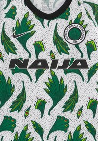 Nike Performance - NFF NIGERIA  - Oblečení národního týmu - white/pine green/black - 3