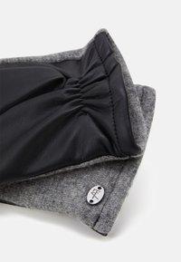 Anna Field - Gloves - black/grey - 1