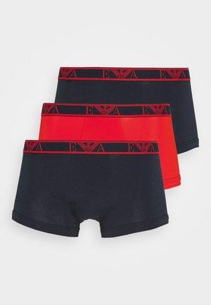 TRUNK 3 PACK - Pants - marine/vermil/marine