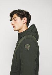 Blauer - Down coat - oliv - 4