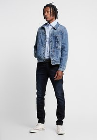G-Star - 3301 SLIM - Jeans slim fit - blue - 1
