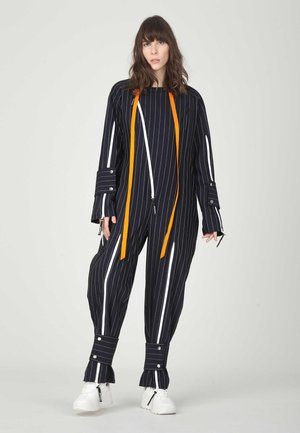 SPACEX  - Jumpsuit - dunkelblau