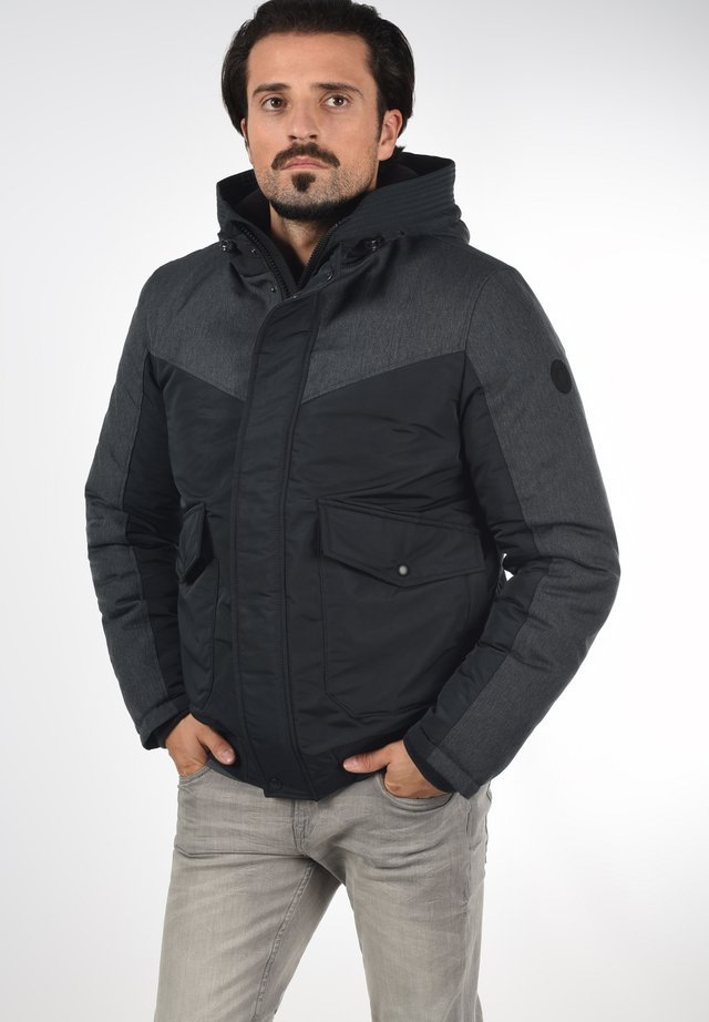 INACIO - Winter jacket - black