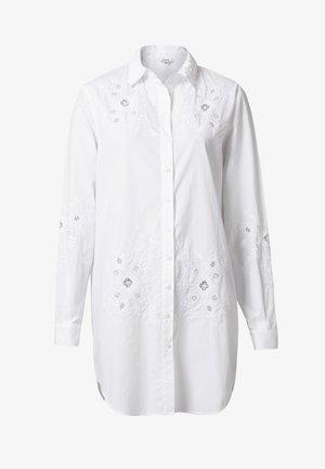 CAM_GARONA - Hemd - white