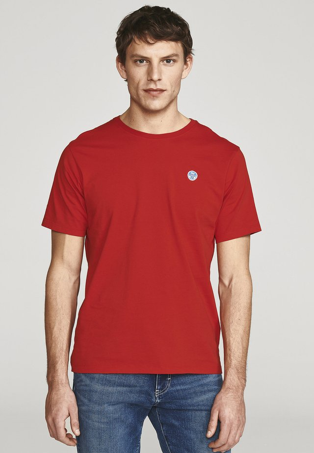 T-shirt basique - red