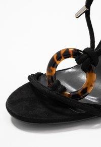 Glamorous - Højhælede sandaletter / Højhælede sandaler - black - 2